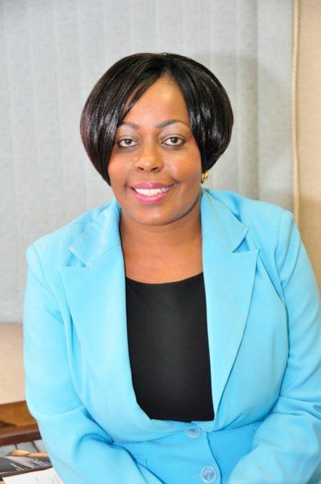 Dr Eve Gadzikwa - ARSO President